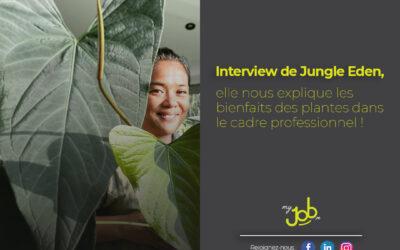 Au cœur des plantes… Découvrez les bienfaits des plantes dans le cadre professionnel !